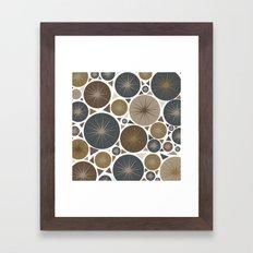 MCM Cilla Framed Art Print