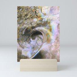 Abalone Portrait Mini Art Print