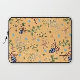 Winterpattern2 Laptop Sleeve
