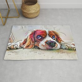 Will You Be My Friend? Rug