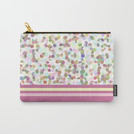 Lots of Dots with Mauve Carry-All Pouch