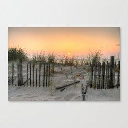 Broken Fences  Canvas Print