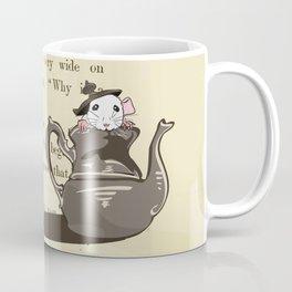 It's always tea time. Coffee Mug