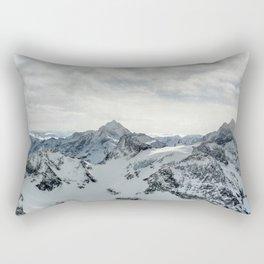 The Mountains Are Calling #3 Rectangular Pillow