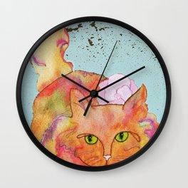 Jag Kitty Wall Clock