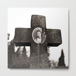 Jennie Medak Metal Print