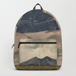 Great Sand Dunes National Park - Rocky Mountains Colorado Backpack