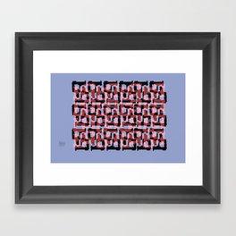 1209 Beacon Street Framed Art Print