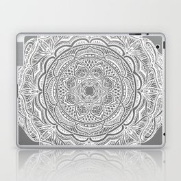 Dedication to Lucy (gray) Laptop & iPad Skin