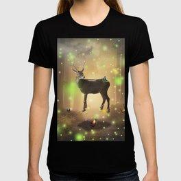 The Magic Deer by GEN Z T-shirt