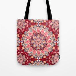 Elegant Paisley Tote Bag