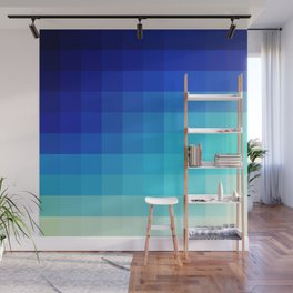 Abstract Deep Water Utukku Wall Mural
