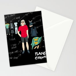 Planepack essentials Stationery Cards