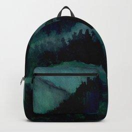 Mountain Scene Backpack