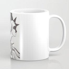 Retrato de Sirena Coffee Mug