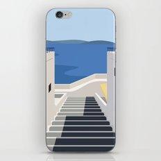 Summer Steps iPhone & iPod Skin