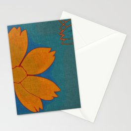Where Flowers Bloom Stationery Cards