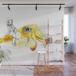 Pufferfish - Joyride Wall Mural