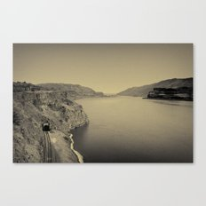 Columbia River Canvas Print