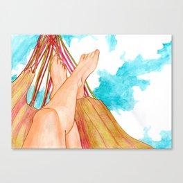 Creative Holiday Canvas Print