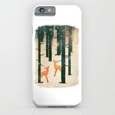 Winter Deer iPhone 6s Slim Case