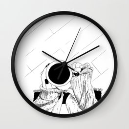 Do you want some coffee? Wall Clock