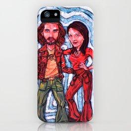 hip together iPhone Case