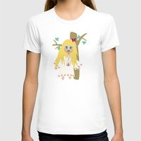 hippie T-shirts featuring Hippie by lescapricesdefilles