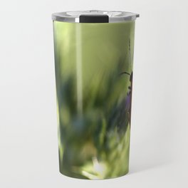 Red Bug Travel Mug