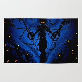 DARK SORA - KINGDOM HEARTS Rug