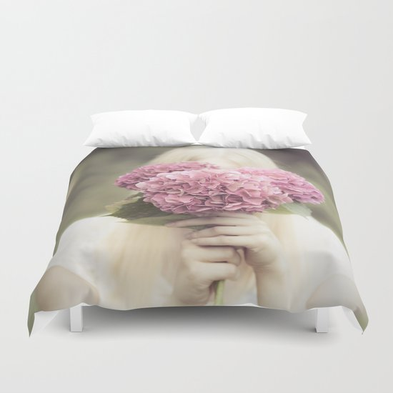 Hidden Duvet Cover
