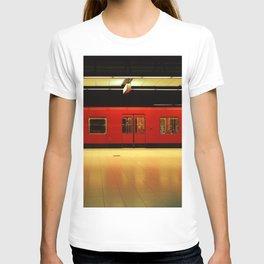 Metro in Helsinki T-shirt