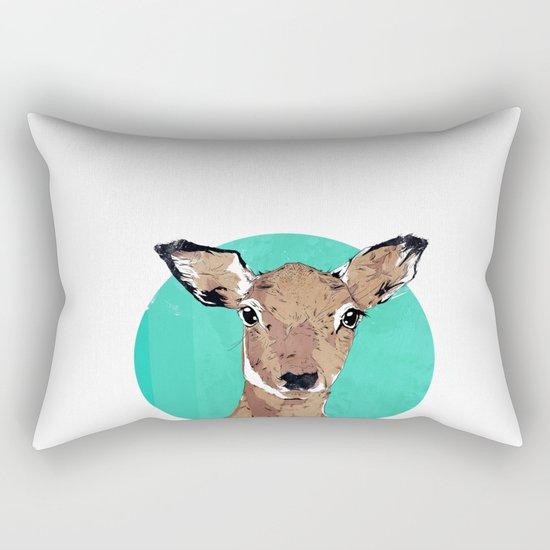 Deary Me Rectangular Pillow