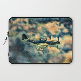Chained War Bird Laptop Sleeve