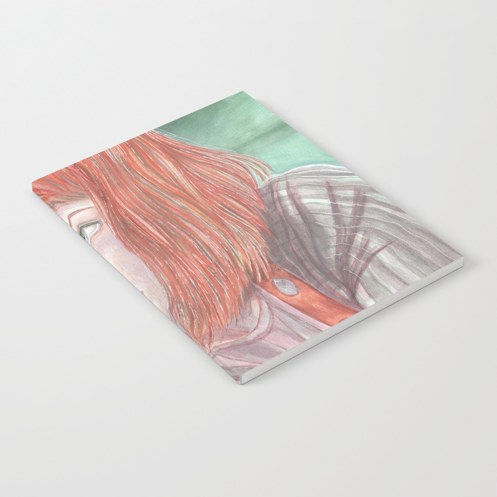 Leeloo - The Fifth Element Notebook by Breakthemouldb3 NBK8817740