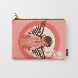 Flora Fairy Carry-All Pouch
