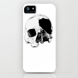 In Thee Dark We Live iPhone Case