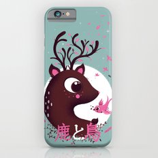 la biche et l'oiseau Slim Case iPhone 6s
