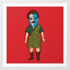Braveheart Republicans Art Print