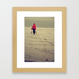 Changing of the Guard Framed Art Print