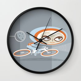 Helios Wall Clock