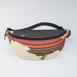 Clouds in the Sky at Night Fanny Pack