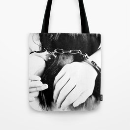 Restraint Tote Bag