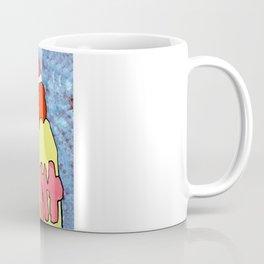 Christmas Parrot Coffee Mug