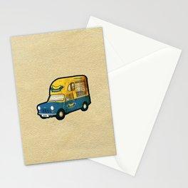 PEPISANG Banana Mobil Stationery Cards