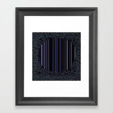 ECRANS Framed Art Print