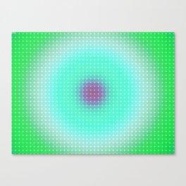 Ripple III Pixelated Canvas Print