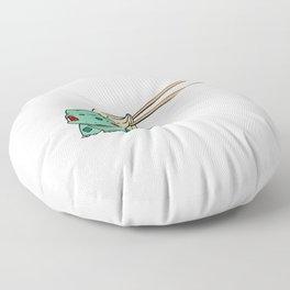 Bao-Basaur Floor Pillow