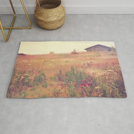 Autumn in New England Rug