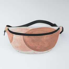 Baked Earth Sunset Fanny Pack